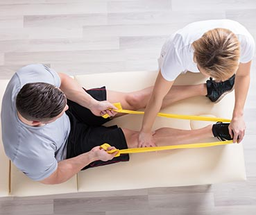Physiotherapy at Neo Therapy in Harley Street