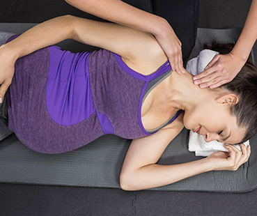 Pregnancy Massage at Neo Therapy in Harley Street